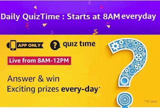 amazon-quiz-answer
