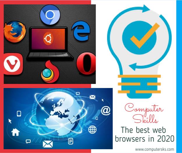 Les meilleurs navigateurs Web en 2020 - Technique considérable