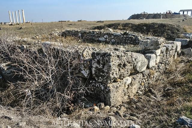 Ruinas pendientes de identificar