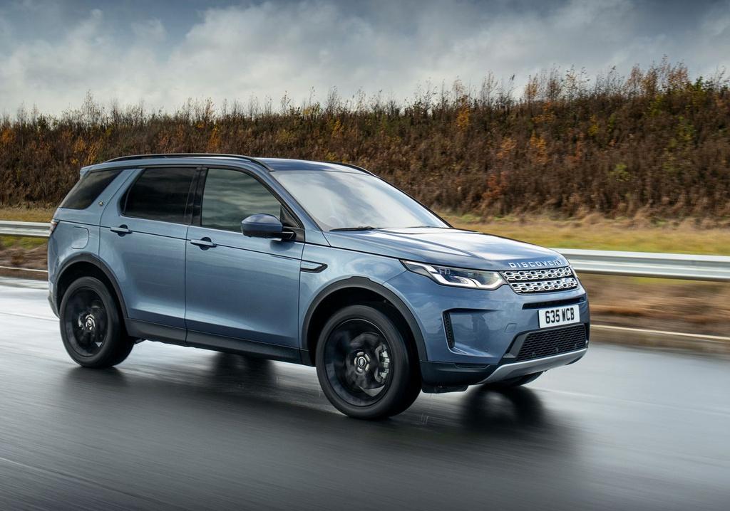 Land Rover công bố loạt xe sang tiết kiệm nhiên liệu