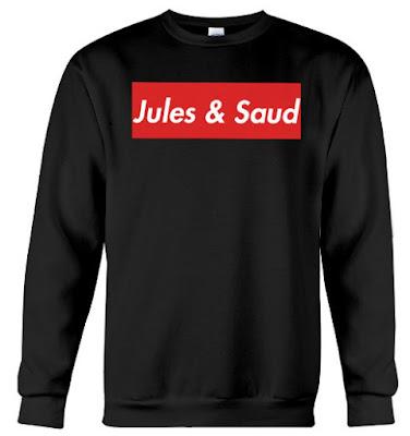 jules and saud merch bonfire, jules and saud new merch, jules and saud a1 merch, a1 family jules and saud merch,