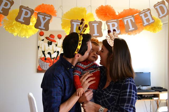 como organizar fiesta de primer cumpleaños
