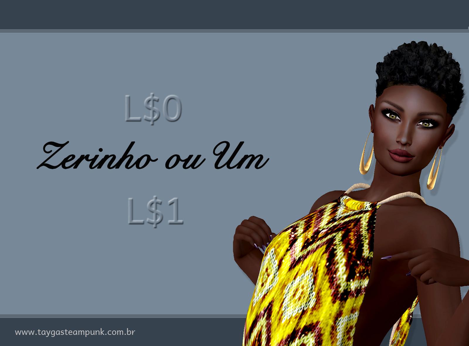 Zerinho ou Um... #61
