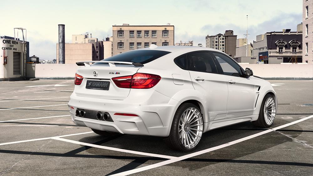 Hamann đưa BMW X6 M50D độ 455 mã lực đến Geneva Motor Show 2016