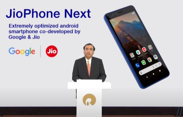 Jio Phone Next