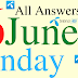 Telenor Quiz Today | 06 June 2021 | My Telenor App Today Questions and Answers | Test your Skills