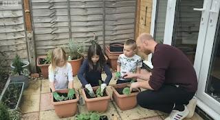 The Reynolds Family on Gardeners' World