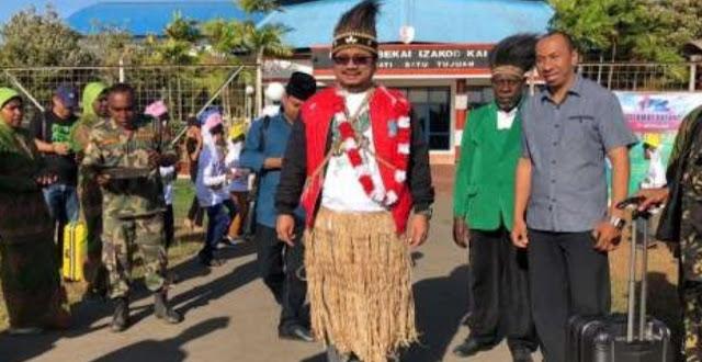 Ketum GP Ansor: Rusuh Papua Sudah Didesain, Pelakunya dari Dalam dan Luar Negeri