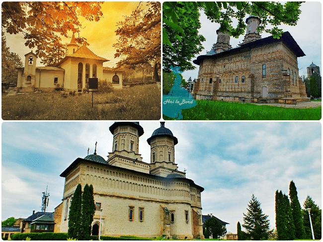 manastiri bucium cetatuia galata