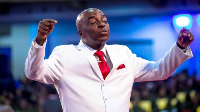 GOOD DECISION?? Bishop Oyedepo Fires 40 Pastors Over Low Income From Their Branches [VIDEO]
