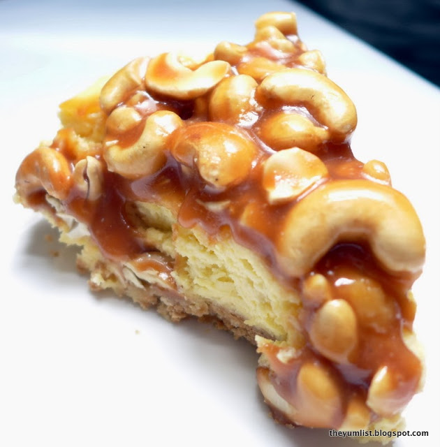 Cashew Whole Food Cheesecake