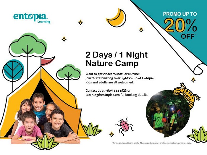 Entopia Penang Children Camp