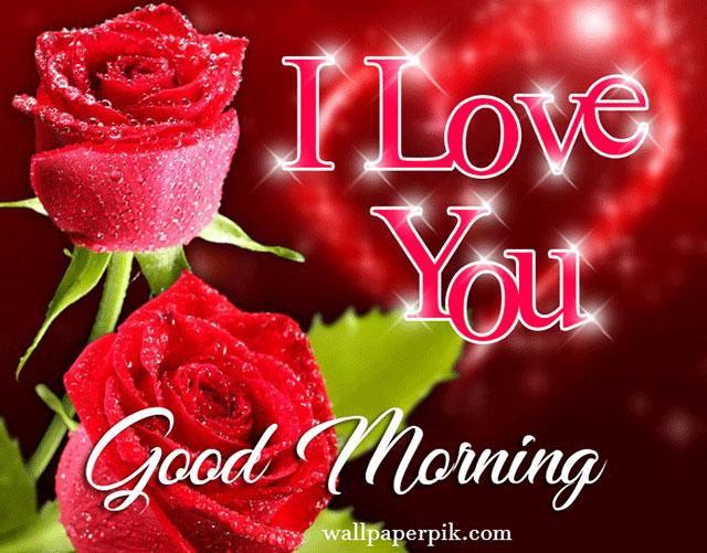 i love you images Photo Download good morning image download