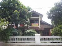 Rumah luas dan asri di Curug, Pondok Kelapa, Jakarta Timur