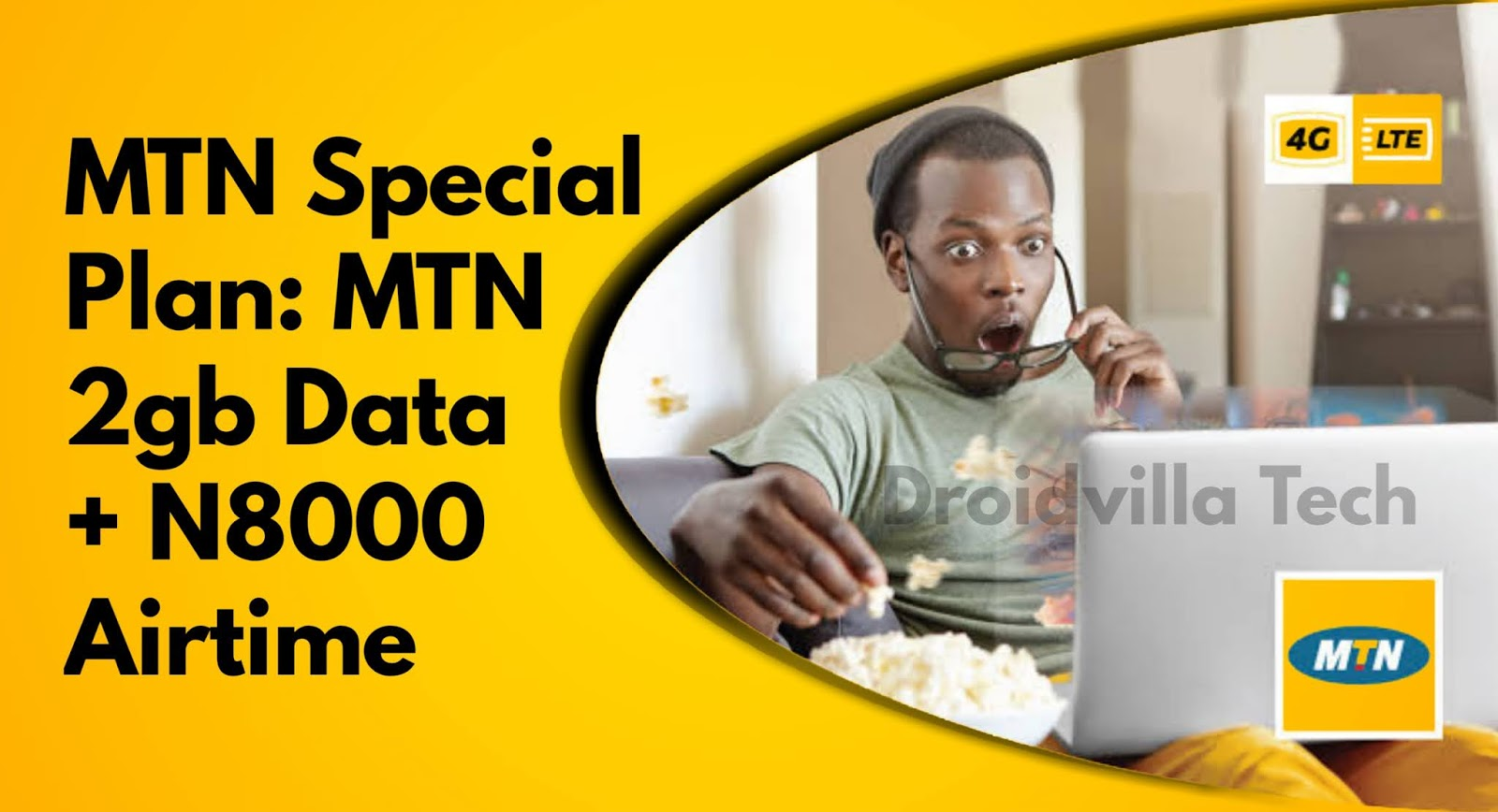MTN Special plan 2gb