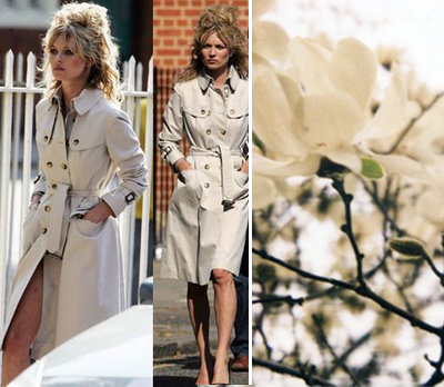 {eternally chic: the classic trench coat}