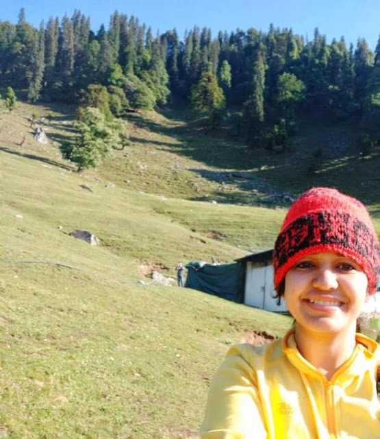 Trip to Chopta - Humans of Himachal - Manini Dhar