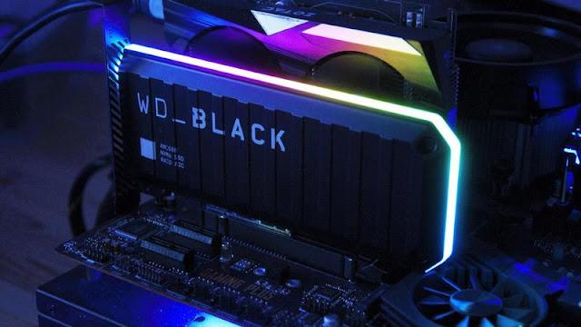 7. WD Black AN1500