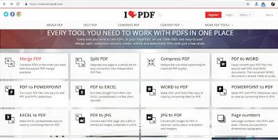 Merubah File PDF Ke File Microsoft Excel Dengan Cepat Dan Mudah