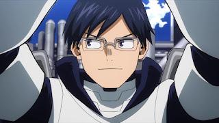 ヒロアカ5期 冬のインターン 飯田天哉 | IIDA TENYA | インゲニウム Ingenium | 僕のヒーローアカデミア アニメ | My Hero Academia | Hello Anime !
