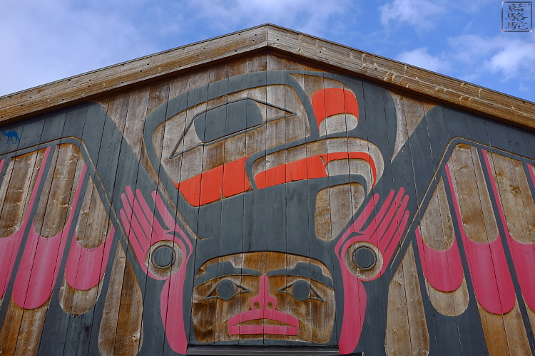 Le Chameau Bleu - Galerie d'art Tofino Roy Henry Vickers Gallery Canada