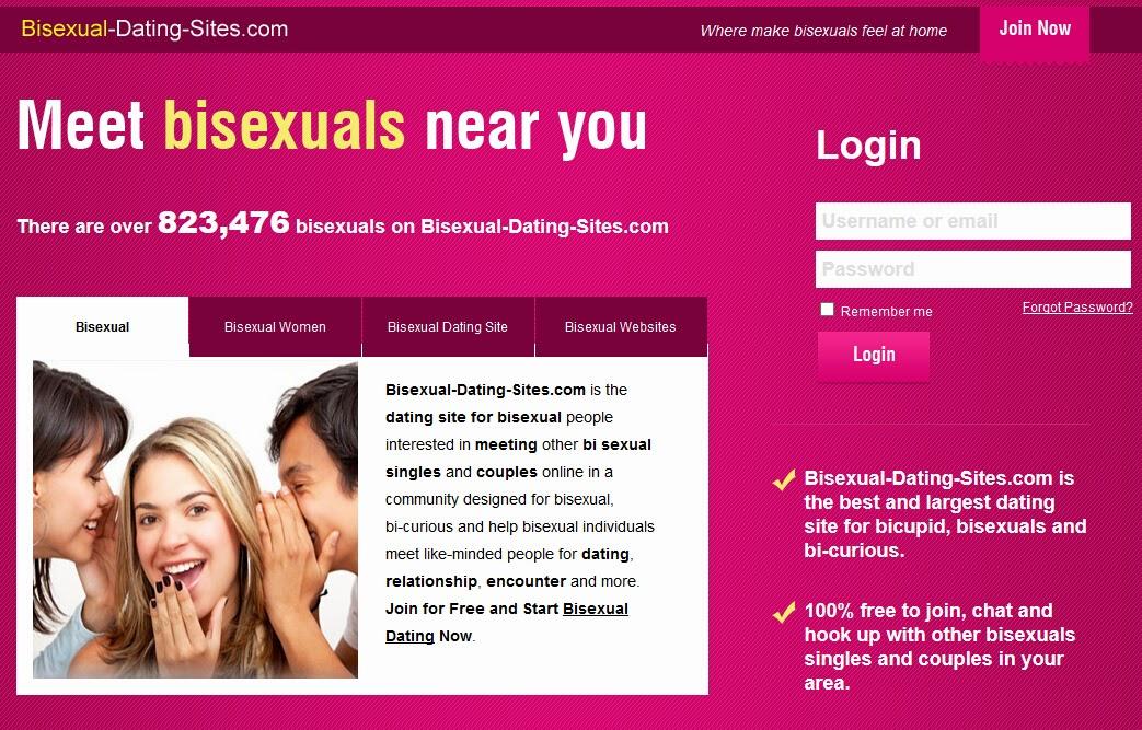Dating sites for bi women
