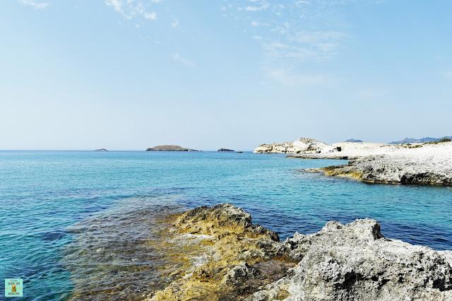 Alogomandra, isla de Milos (Grecia)
