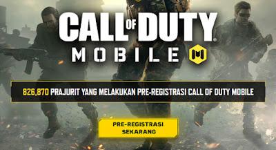 cara buat akun call of duty mobile garena