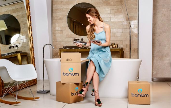 Banium la plataforma online lider en baños