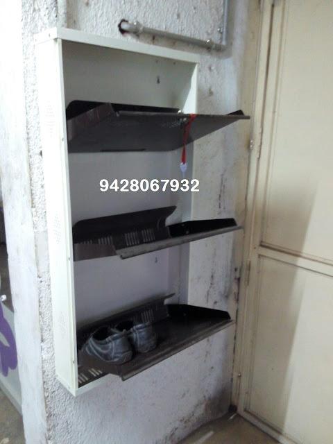 KAMAL STEEL PRODUCTS - 9428067932 shoe rack Manufacturer Pratapnagar vadodara