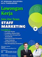 Lowongan Kerja di PT. Bersama Sejahtera Jaya Tambaksari Surabaya Juni 2021