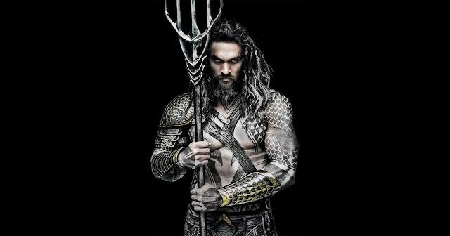 Jason Momoa es 'Aquaman'