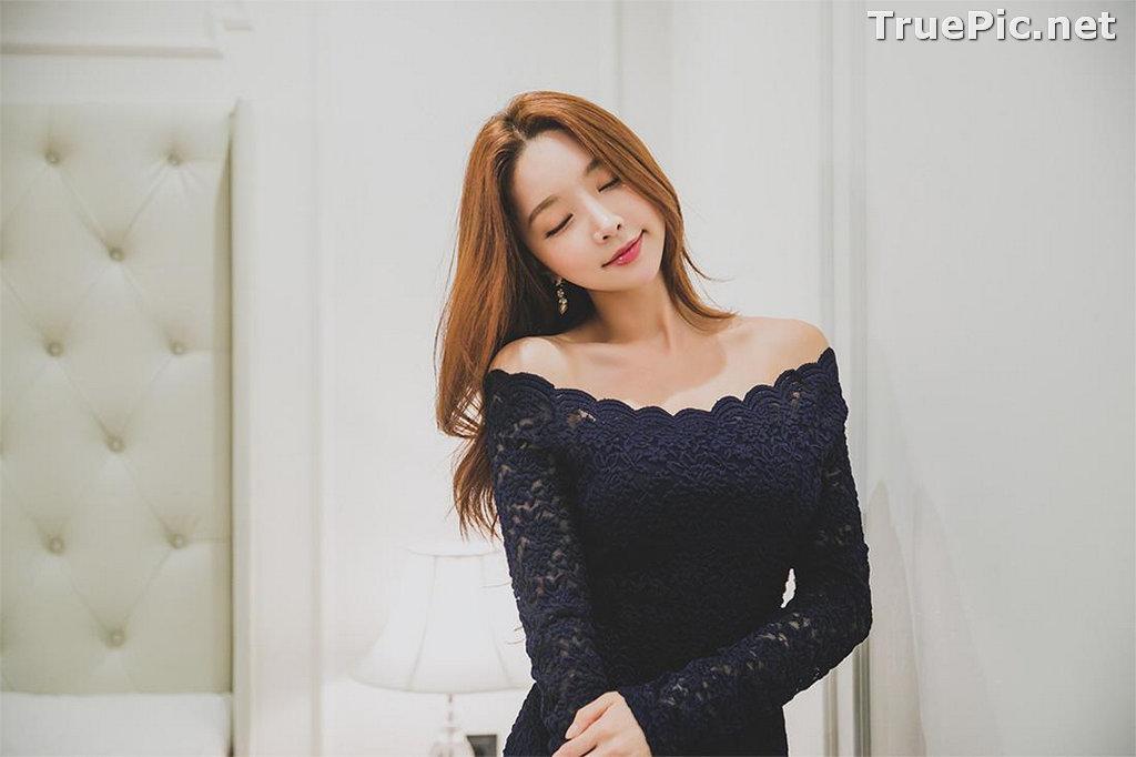 Image Korean Beautiful Model – Park Soo Yeon – Fashion Photography #12 - TruePic.net - Picture-33