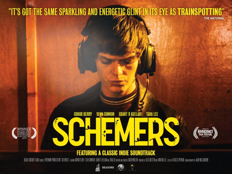 schemers poster