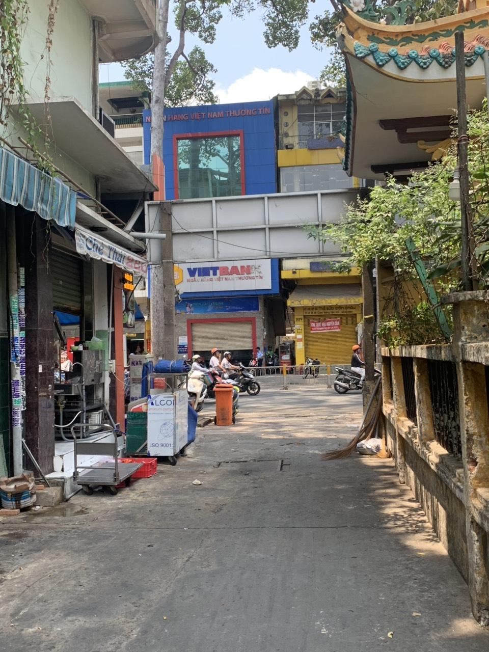 Bán nhà hẻm 282A Nguyễn Tri Phương phường 4 Quận 10 giá dưới 5 tỷ