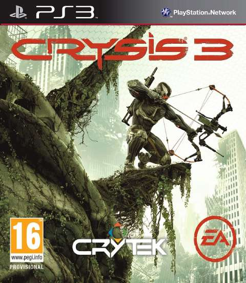 Crysis 3 - Download game PS3 PS4 RPCS3 PC free