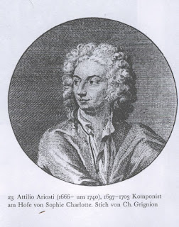 Ariosti was a versatile musician and could  also sing and write drama