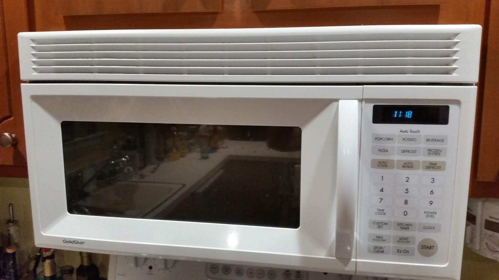 HAnix-diy - Public: Repairing a GoldStar microwave