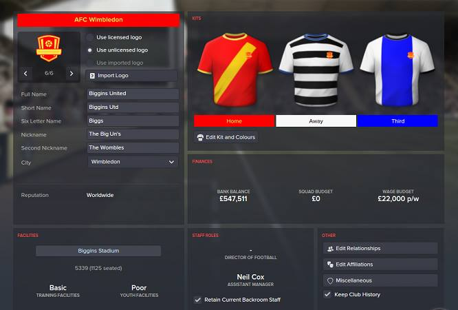 football manager 2016 gameplay free
