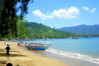 Objek Wisata di Pantai