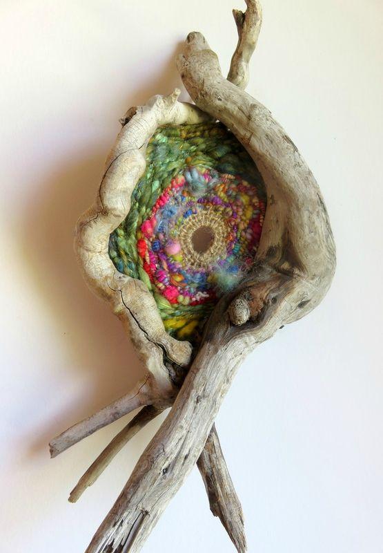 art z wełen i gałęzi