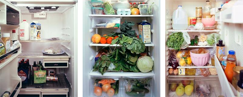 """""""Refrigerators"""" lo que comes dice mucho de ti"""
