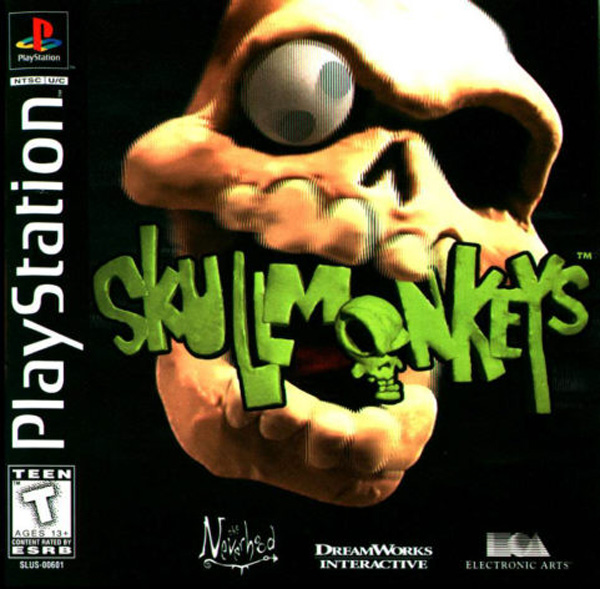 Skullmonkeys - PS1 - ISOs Download
