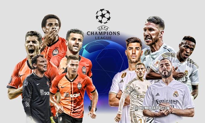 Trực tiếp Cup C1 - Real Madrid vs Shakhtar Donetsk và Bayern München vs Atlético Madrid