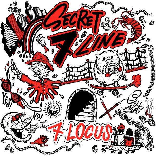 "Secret 7 Line release video for ""Till The Smell's Gone"""