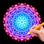 Doodle Master Glow Art 1.0.9 Mod cho Android