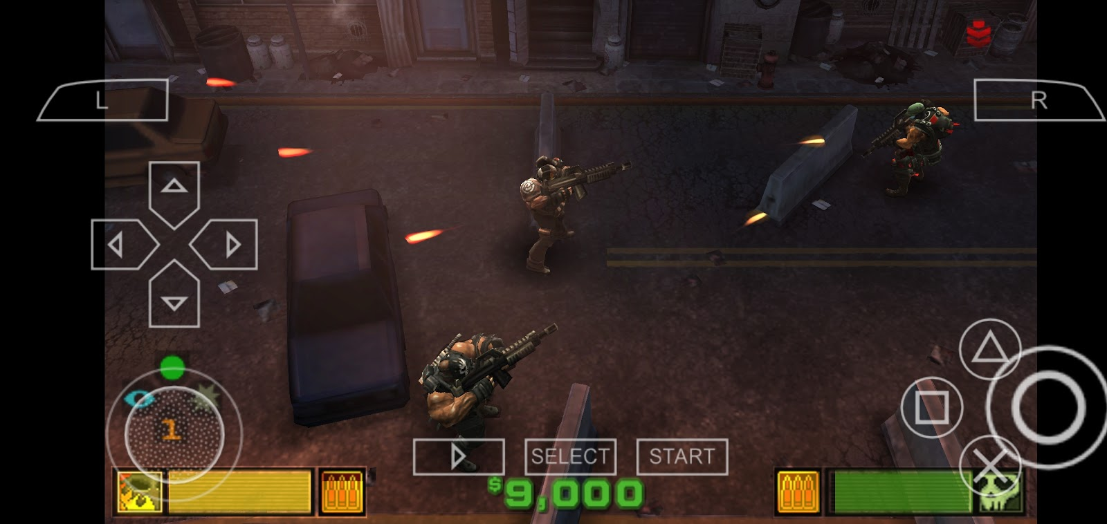 Army Of Two 40 Day PSP ISO PPSSPP Free Download & PPSSPP Settinfgs - Free  Download PSP PPSSPP Games, Android Games