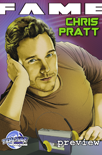 Chris Pratt - cover