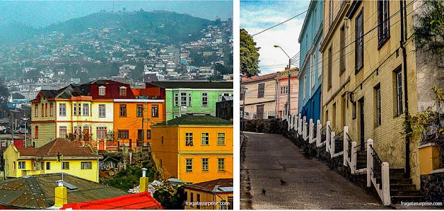 Morros de Valparaíso, Chile