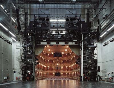 Teatro Visto dal Palcoscenico